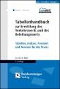 Tabellenhandbuch zur Ermittlung des Verkehrswerts und des Beleihungswerts