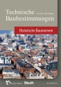 Technische Baubestimmungen - Historische Baunormen- auf DVD