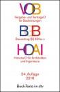 VOB / BGB / HOAI
