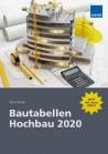 Bautabellen Hochbau 2020
