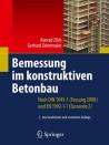 Bemessung im konstruktiven Betonbau