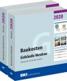 BKI Baukosten Gebäude + Bauelemente Neubau 2020 - Kombi