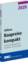 BKI Baupreise kompakt 2020 - Altbau