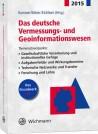 Das deutsche Vermessungs- und Geoinformationswesen 2015