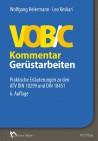 VOB/C Kommentar - Gerüstarbeiten