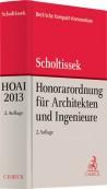 HOAI 2013 - Honorarordnung für Architekten und Ingenieure. Kommentar