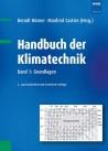 Handbuch der Klimatechnik. Band 1: Grundlagen