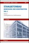 Stahlbetonbau, Bemessung und Konstruktion 2