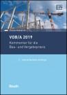 VOB/A 2019. Kommentar für die Bau- und Vergabepraxis